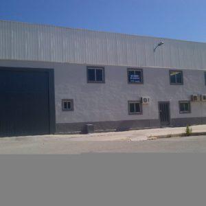 Nave industrial poligono el semolilla en Abanilla