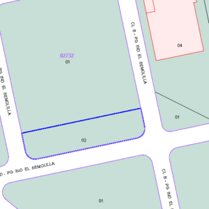 Parcela URB 04 Manzana 14. 36600 m2 (Adj. 4)