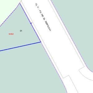 Parcela URB 22 Manzana 16. 500m2. (Adj. 22)