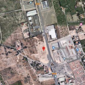 Parcela URB 4B Sector E. Pol. Ind. Vicente Antolinos.4