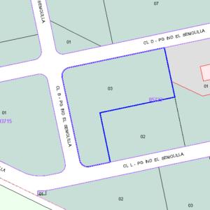 Parcela URB. Manzana 12 10150 m2 (Ad. 12)