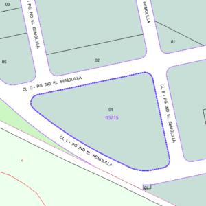 Parcela URB. Manzana 13 13450 m2 (Adj. 14)