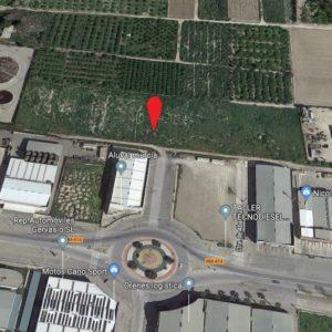 Parcela URBZ. Sector SM-8. Par 191 Pol 10. (Detrás Aluval. Junto parcela depuradora) 3