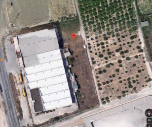 Parcela URBZ. Sector SM-8. Par 220 Pol 10. (Detrás Gamo) 4