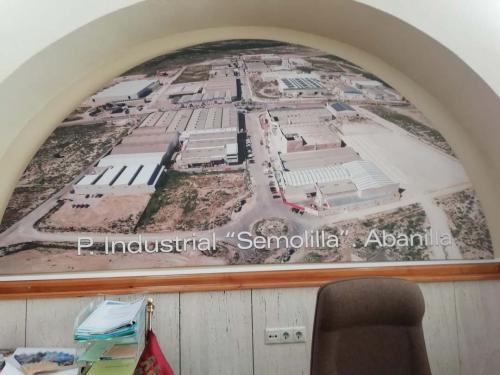 Poligono Industrial de Abanilla El Semolilla en el Ayuntamiento de Abanilla 2