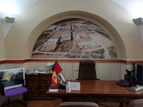 Poligono Industrial de Abanilla El Semolilla en el Ayuntamiento de Abanilla 3